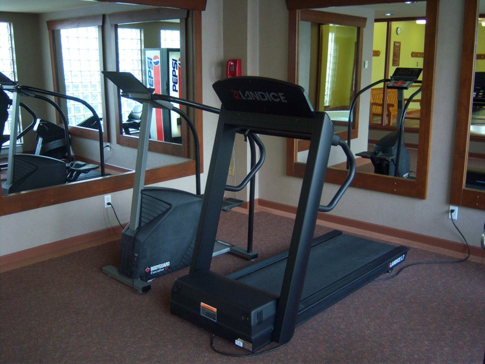 Town Plaza Exercise Room