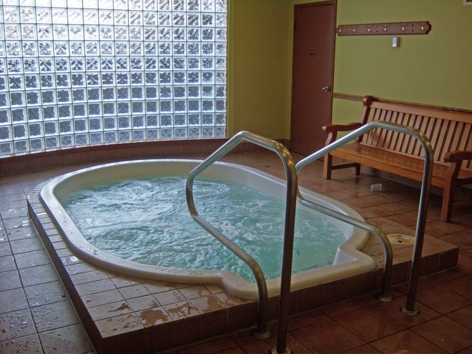 Town Plaza Hot Tub