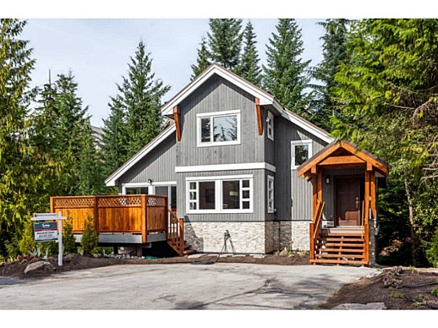 # 6 2636 WHISTLER RD - Nordic House/Single Family for sale, 4 Bedrooms (V1138703) #1