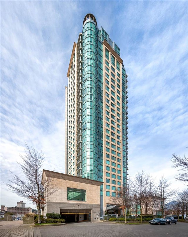 2102 323 JERVIS STREET - Coal Harbour Apartment/Condo for sale, 3 Bedrooms (R2018937) #1
