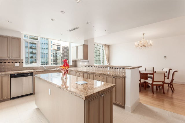 2302 323 JERVIS STREET - Coal Harbour Apartment/Condo for sale, 3 Bedrooms (R2090988) #10