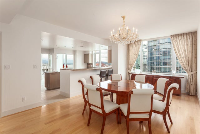 2302 323 JERVIS STREET - Coal Harbour Apartment/Condo for sale, 3 Bedrooms (R2090988) #12