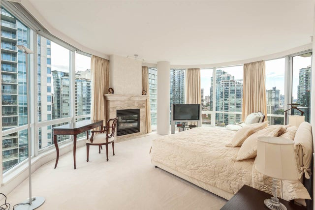 2302 323 JERVIS STREET - Coal Harbour Apartment/Condo for sale, 3 Bedrooms (R2090988) #15