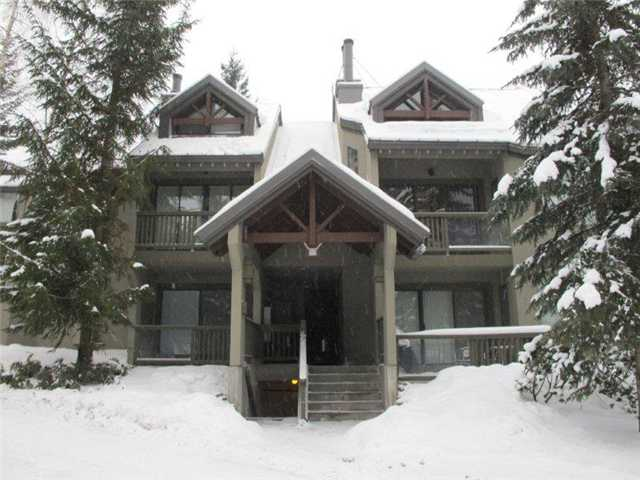 # 32 4510 BLACKCOMB WY - VWHWH Townhouse for sale, 1 Bedroom (V938618) #1